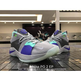 release date: d97fd 2be5b Nike PG 2 EP Paul George 2.0 PG2 Man Basketball Shoes Gray ...