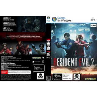 PC) Resident Evil 2 Remake / Biohazard RE:2 Deluxe Edition