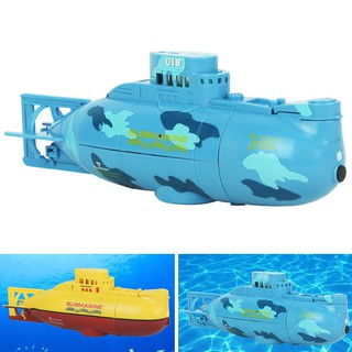 Baby 33cm Large battery operated Fun Scuba Wind Up Water Submarine Boat Toddler Toys Bath Toys