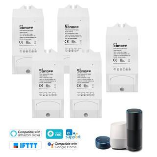 5PCS Sonoff Pow R2 ITEAD Smart Wifi Switch Wireless ON/Off