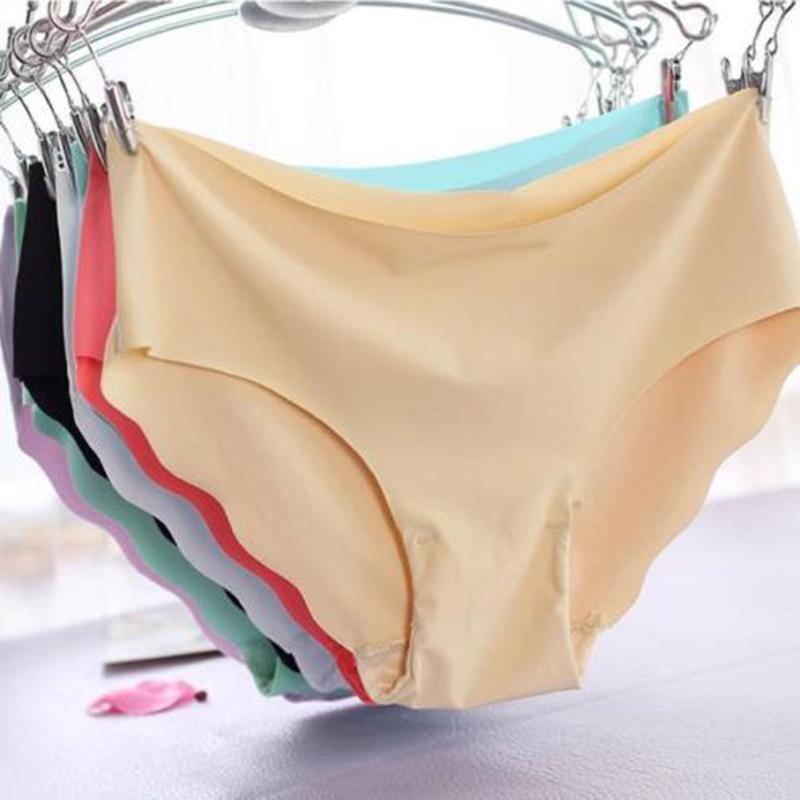 Women Lady Lingerie High Waist Soft Underpants Briefs Hipster Underwear Panties.