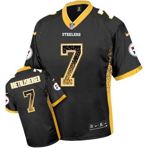 89ef0cc47 Nike Steelers #53 Maurkice Pouncey Black Stitched NFL Elite Jersey | Shopee  Malaysia