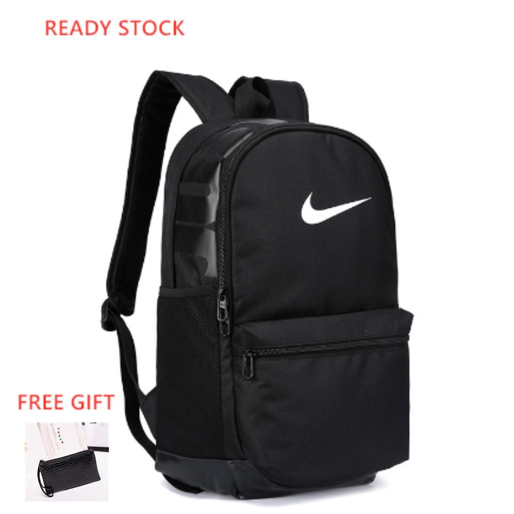 f349bb9b122 100% Authenthic Nike Jordan Jumpman Backpack Black BA8062-010 | Shopee  Malaysia