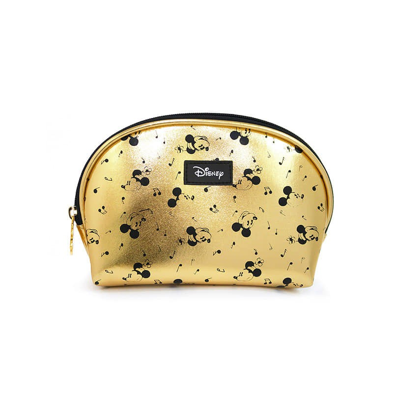 Mickey Mouse Cute Fashion Women Handbags Makeup Bag Storage Cosmetic Bags Pouch