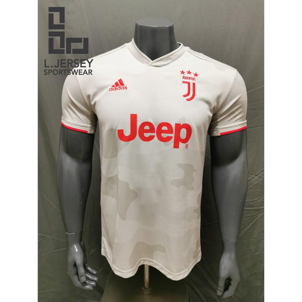 Juventus Men Away Season 19/20 CLIMALITE Fans Jersey