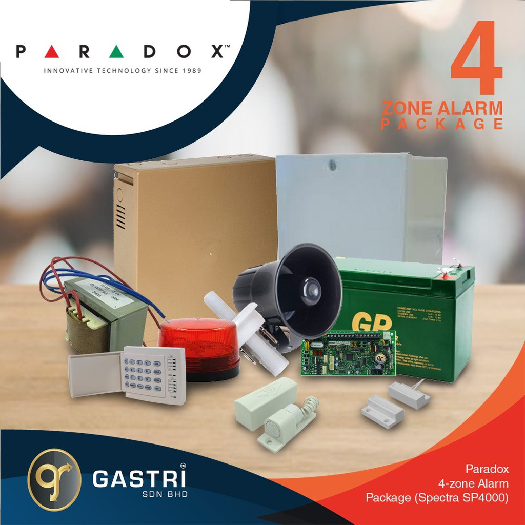 Paradox K32lcd Alarm 32 Zone Lcd Keypad Shopee Malaysia Home And Vehicle 2 Pager System