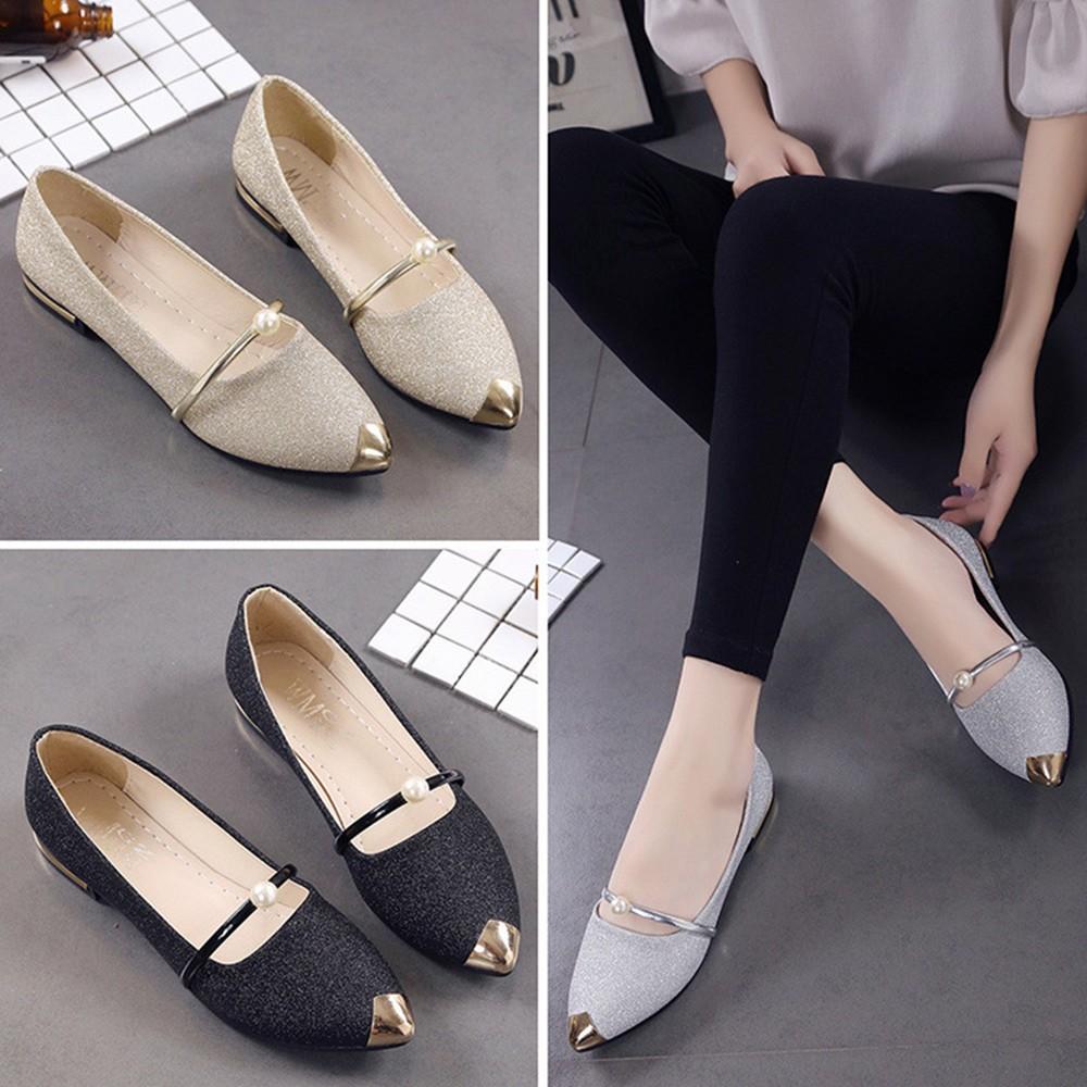 0b371a51b17c43 Ladies glam shoe