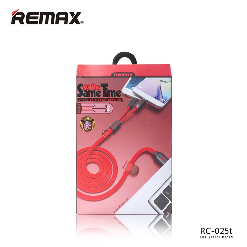 Remax Magnet 2 in 1