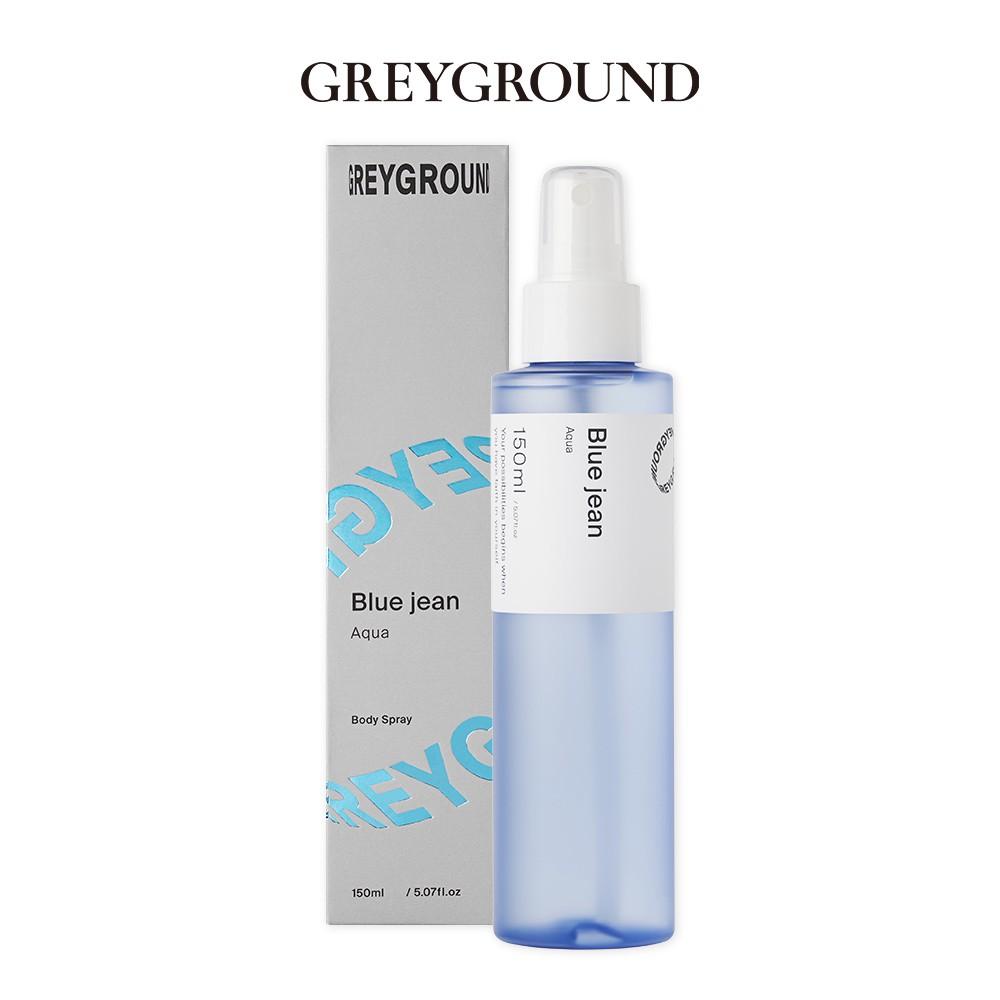 Greyground Body Spray - Blue Jean Aqua (150ml)