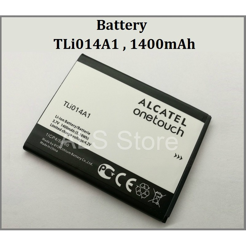 Y800z Li-ion Battery For Alcatel One Touch Link Y800 One Touch Y800 New