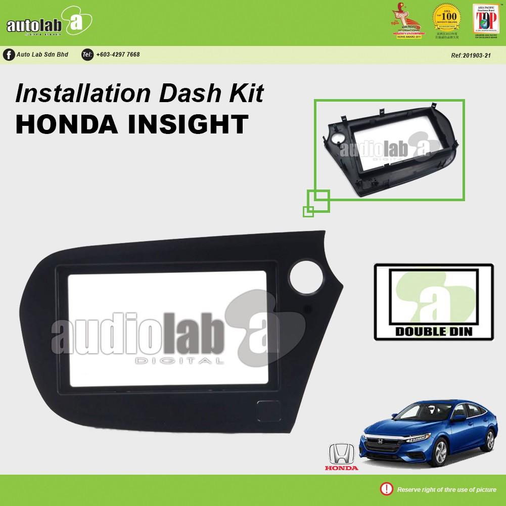 Player Casing Double Din Honda Insight