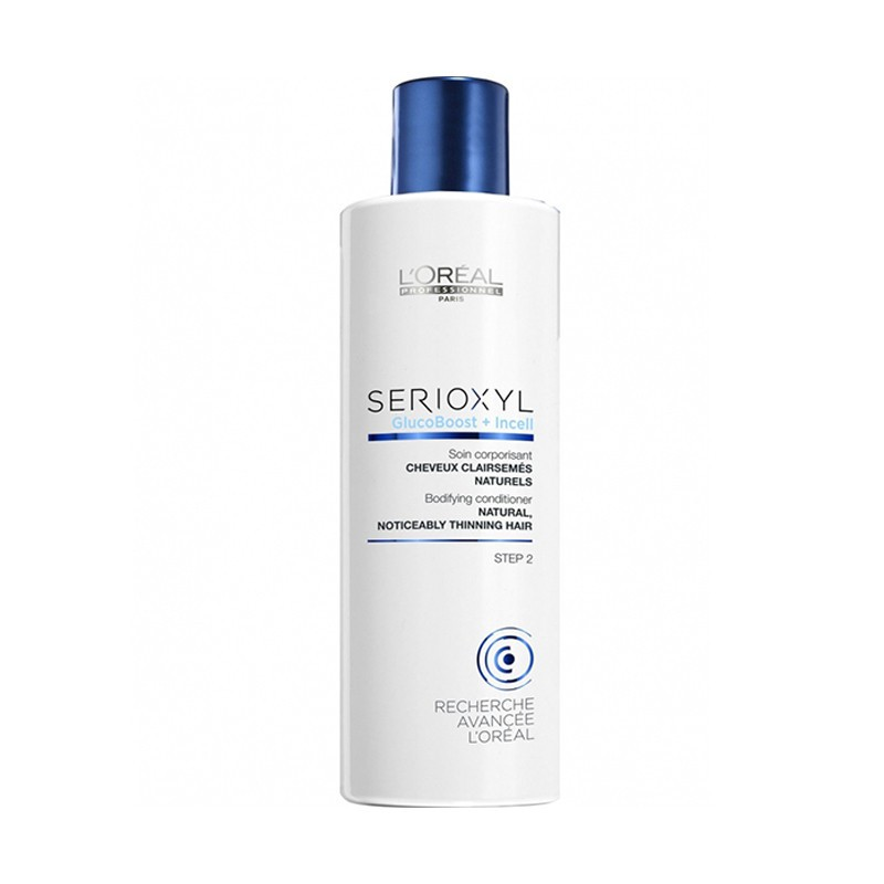 L'Oreal Serioxyl Bodifying Conditioner for Natural Thinning Hair Step 2 (250ml)