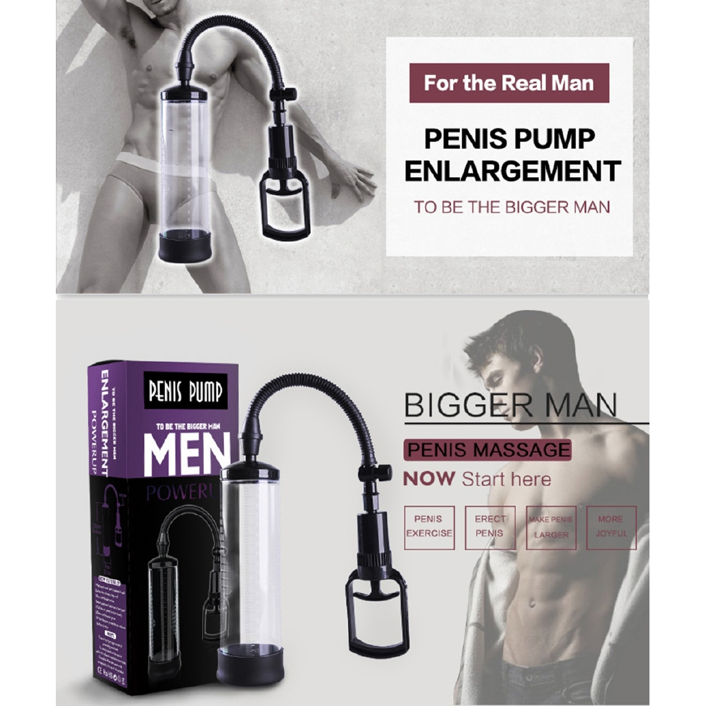 (READY STOCK) Canwin Manual Penis Pump Pull Rod Enlarge Tool Powerful Suction with wholesales prices (LOCAL SELLER)