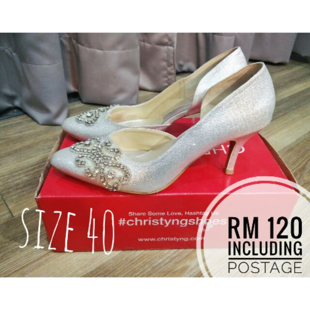 ffb9d6e1d727 Christy Ng Wedding/Dinner Shoe | Shopee Malaysia