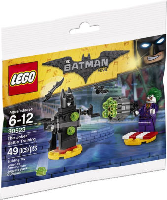 LEGO The Batman Movie 30523 The Joker Battle Training (Polybag)
