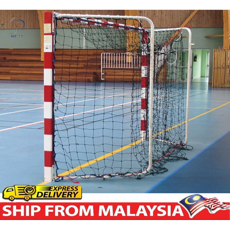 Futsal Net 3 0 Mm One Pair Goal Post Net Jaring Futsal 3 0 Mm Shopee Malaysia