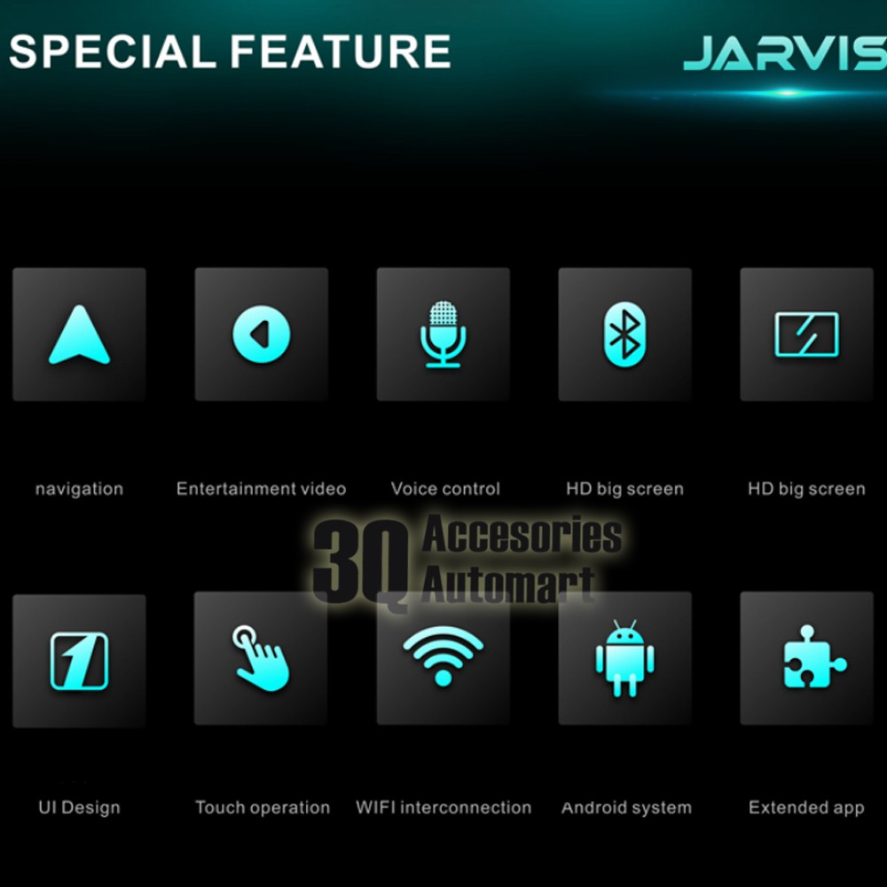 First Scene JARVIS HD 9