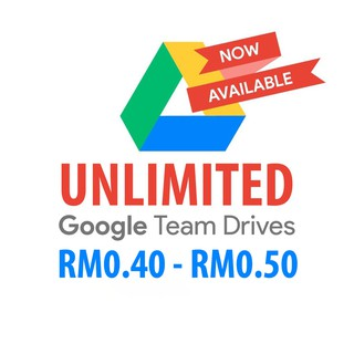 PROMO] Google Team Drives (Unlimited, Lifetime, Use Existing