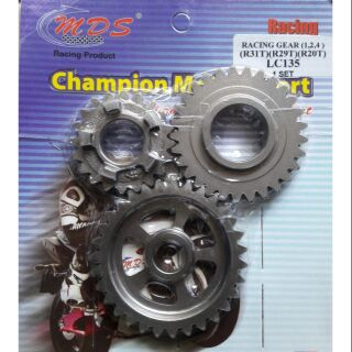 GEARBOX RACING MDS LC135 V1 | Shopee Malaysia
