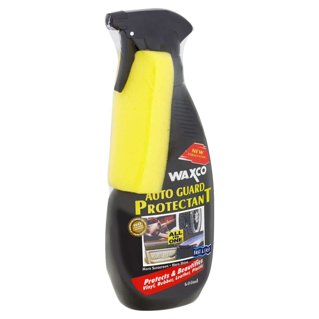 Waxco All In One Auto Guard Protectant (600ml)