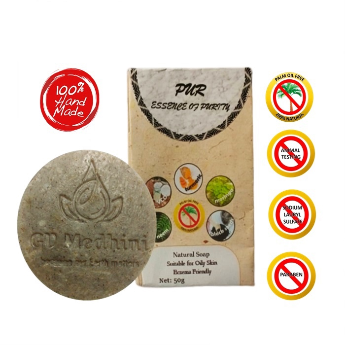 PUR-Essence Of Purity 100% Natural Handmade Soap