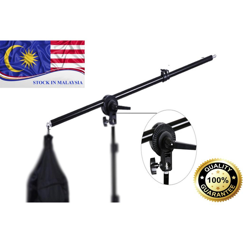 Light Boom Stand For Studio Light Softbox Umbrella (Ready Stock In Malaysia)