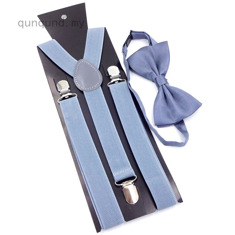 Men/'s Clip-on Suspenders Y Back Retro Adjustable Formal Dress Costume Braces