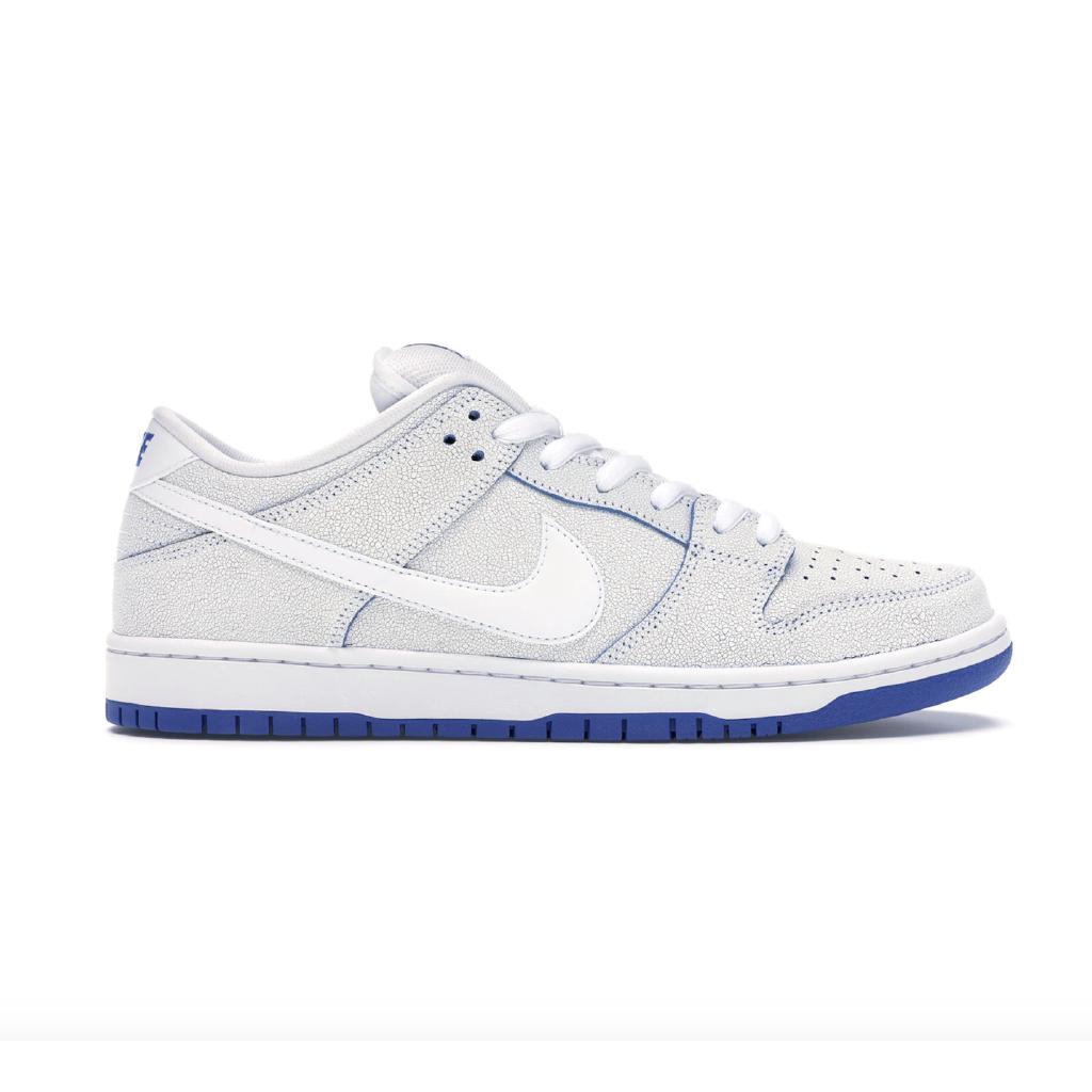Más temprano letal Ciencias Sociales  Nike SB Dunk Low Porcelain White Royal Blue NEW Size 13 CJ6884-100 | Shopee  Malaysia