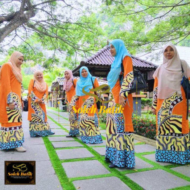 Baju Korporat Baju Batik Uniform Batik Uniform Korporat