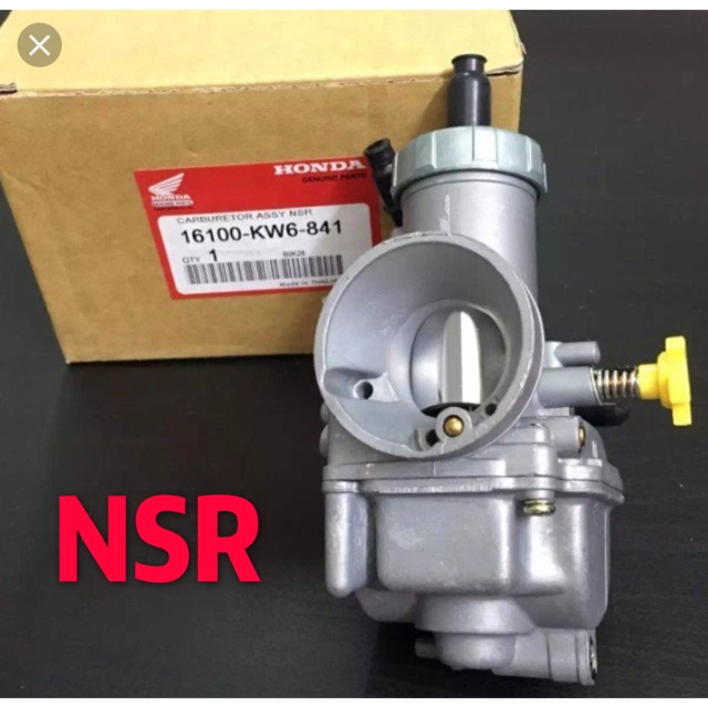 Carburetor NSR Ori Thai (Jarum adjustable)🔥 ReadyStock🔥