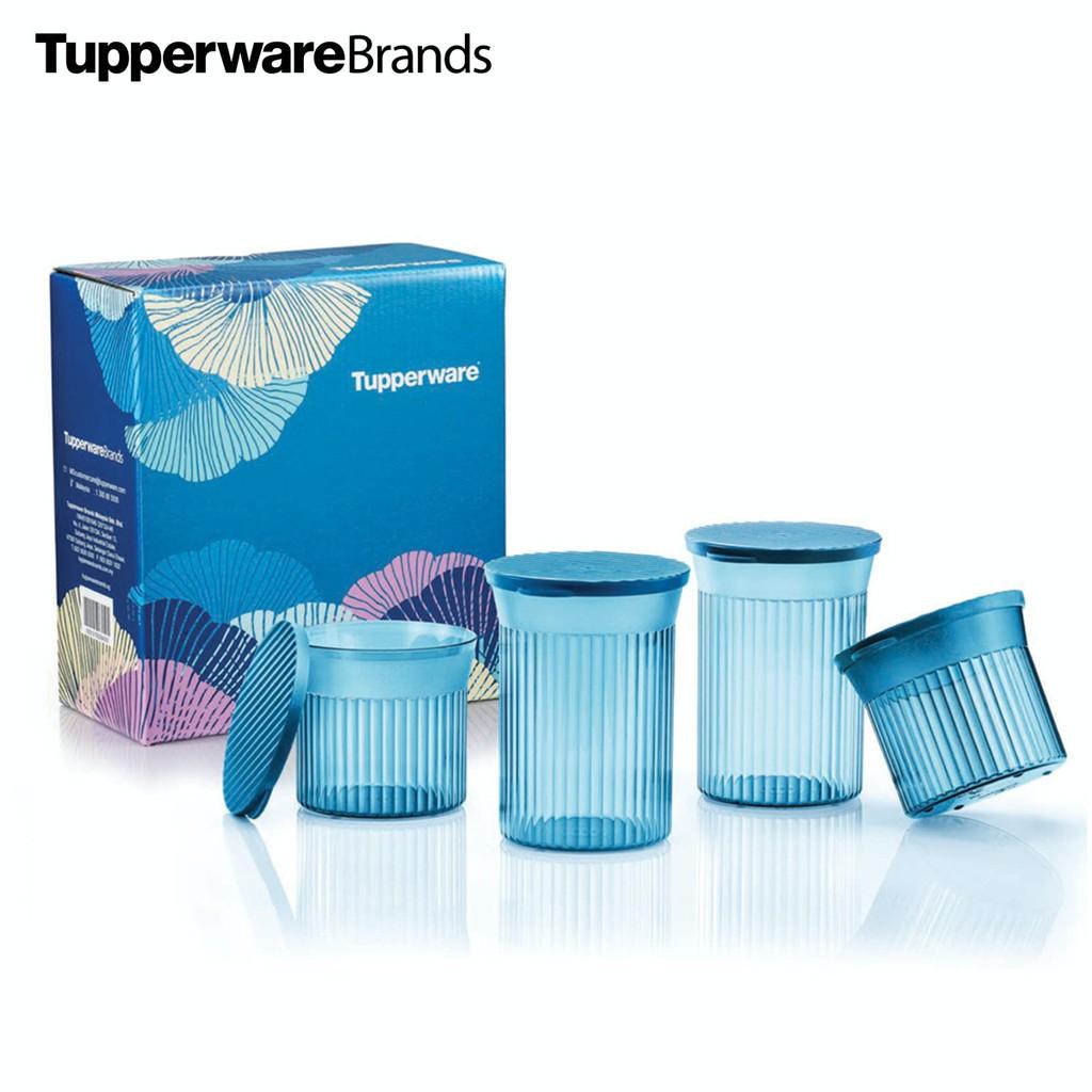 Tupperware : Elegant Round Set (Limited Edition)