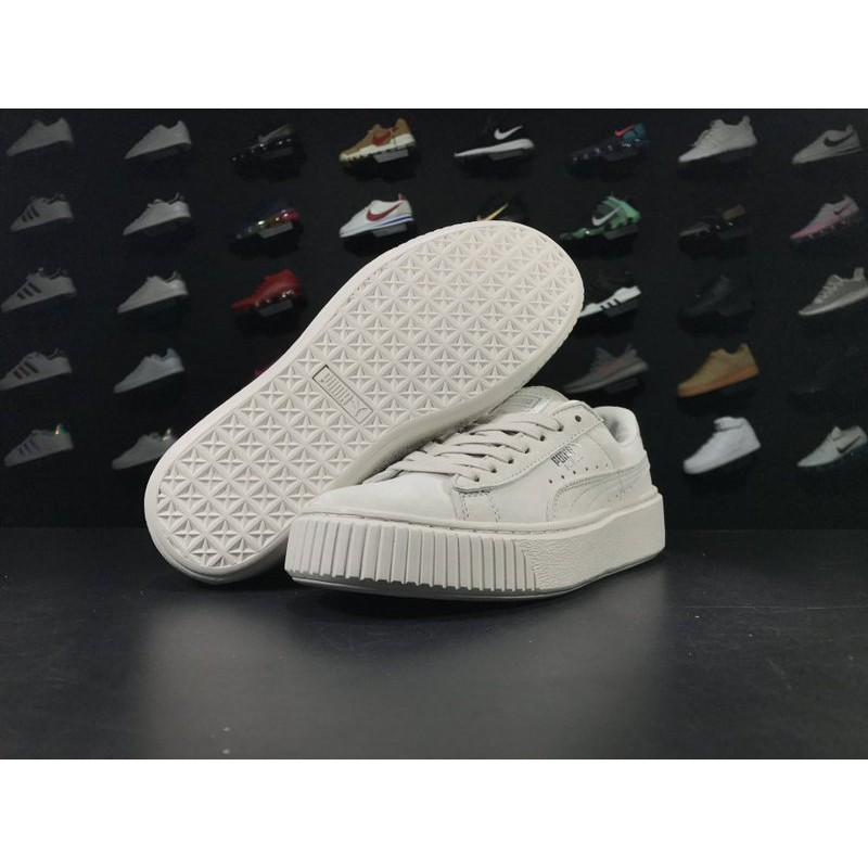 bfc2e15db813 well known 557c8 77508 Puma basket classic Man Women skate shoes fashion  flat shoes 351912 33 ...