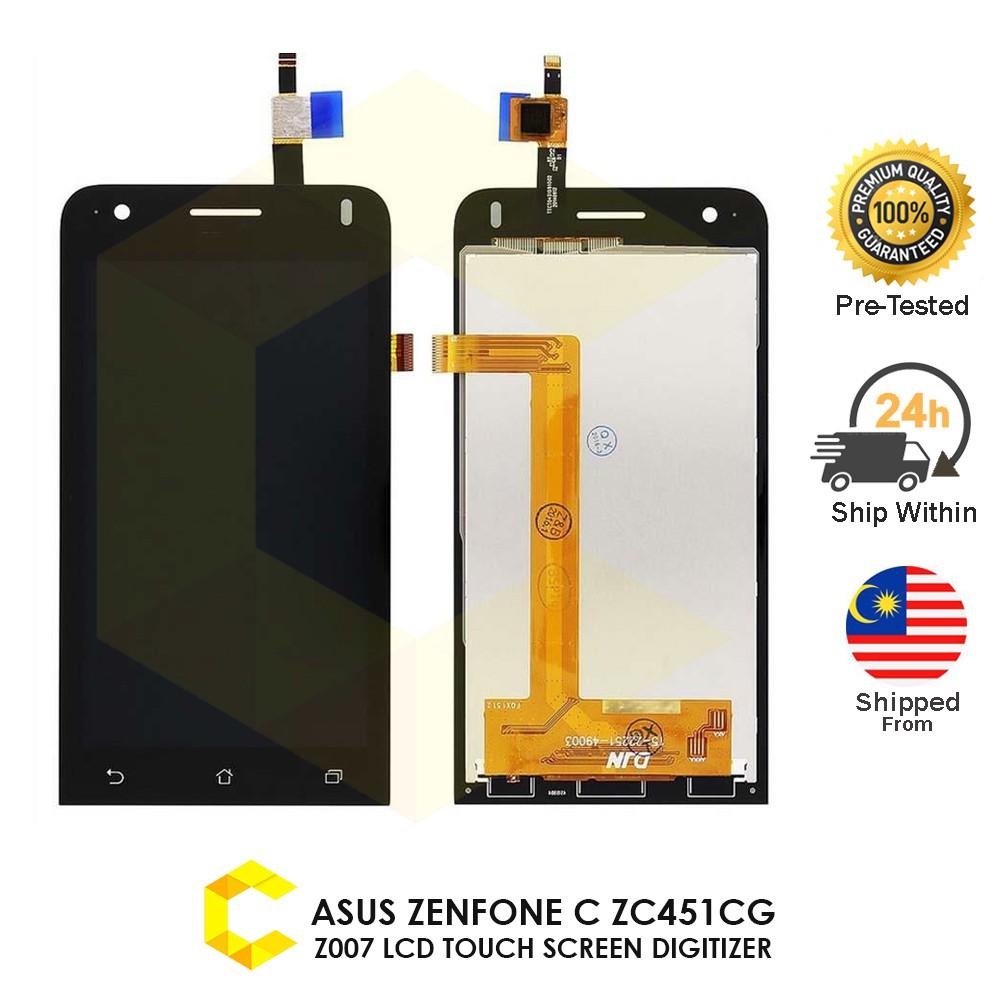『CC』ASUS ZENFONE C ZC451CG Z007 LCD TOUCH SCREEN DIGITIZER