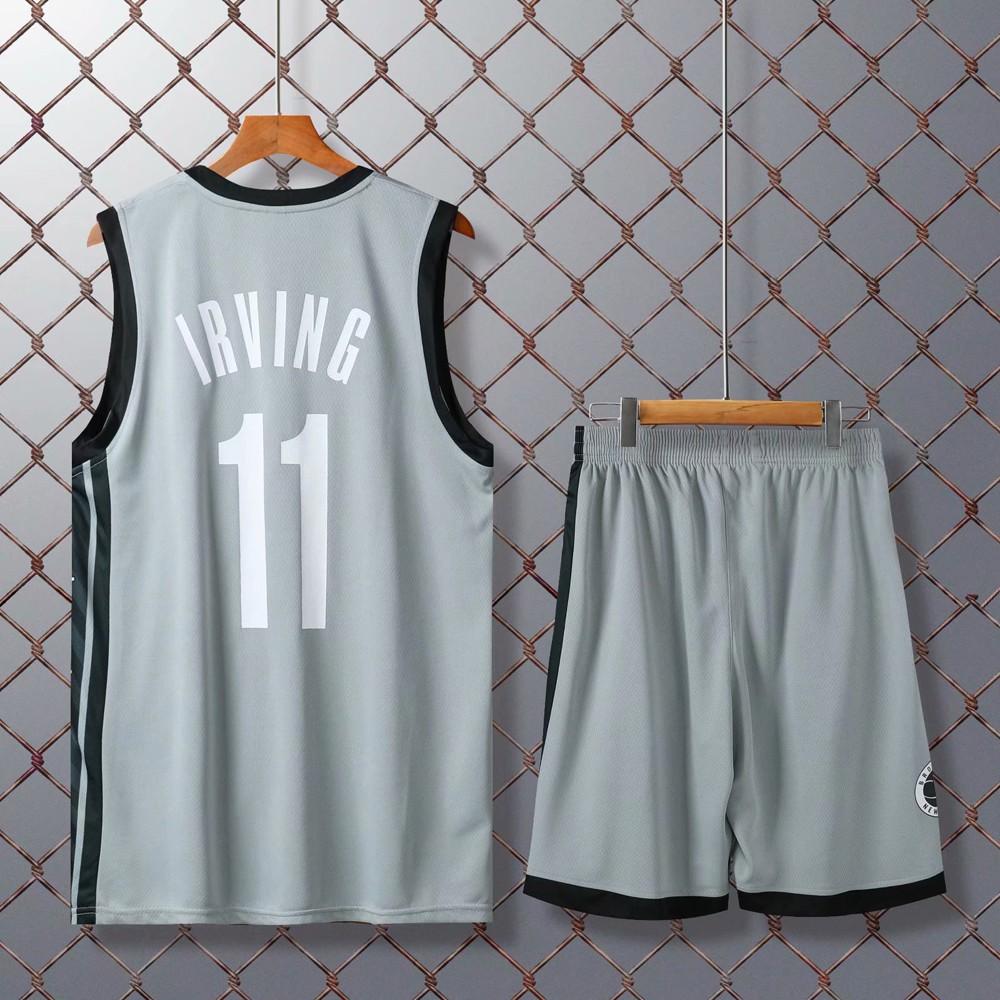 Dwin Kyrie Irving Maglie S-XXL 11 Jersey Celtics Tatum Garnett Allen Nets Maglia Durant Irving No