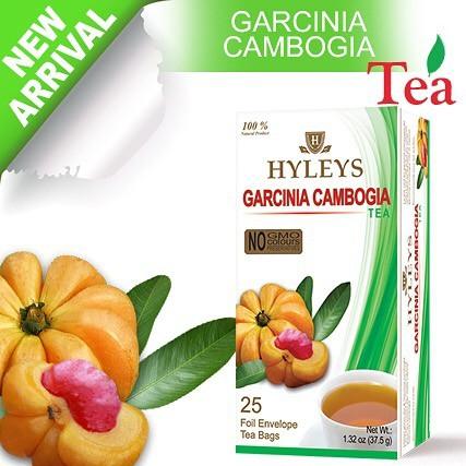 Pure Garcinia Cambogia Detox Tea Shopee Malaysia