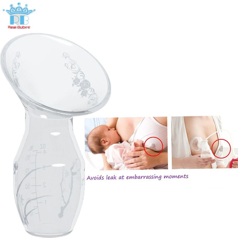 Real Bubee Silicone Breast Pump With Cover 14565 In Hw  Shopee Malaysia-5656