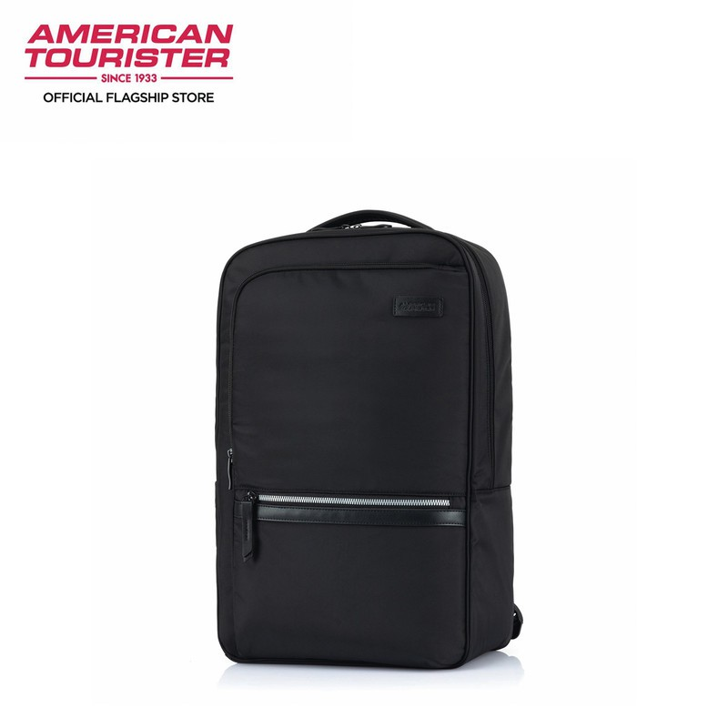 American Tourister-MARION-BACKPACK 2 BLACK