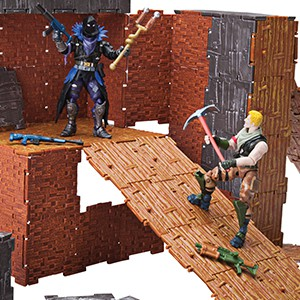 4Pcs Fortnite Battle Game Royale Save The World Action Figures Kids Toy NEW SET3
