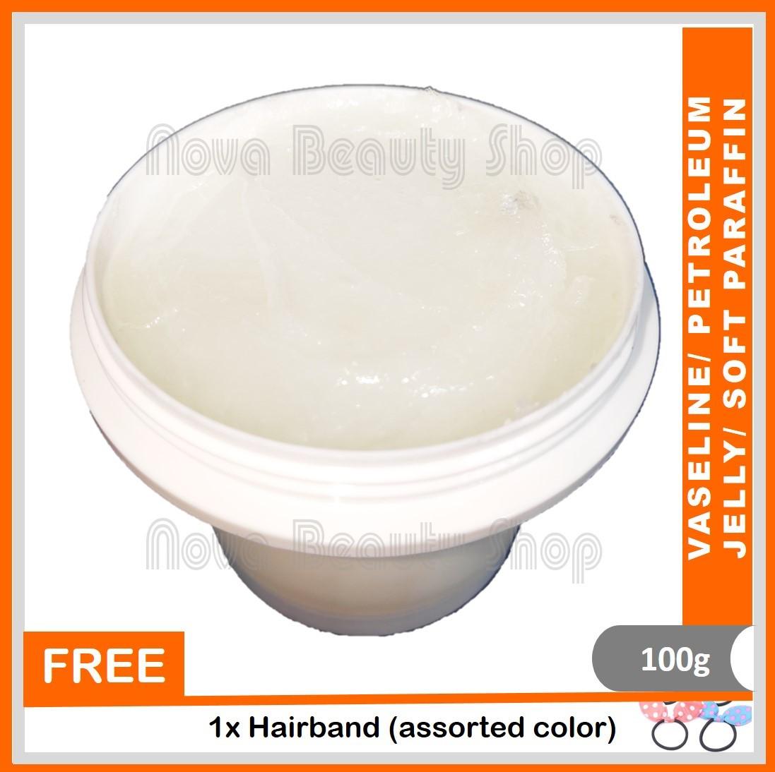 100G Petroleum Jelly/ Vaseline/ Soft Paraffin 100% pure