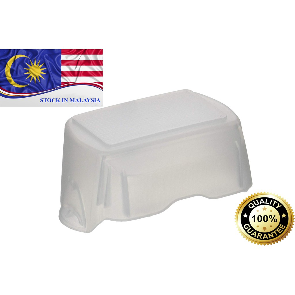 Flash Diffuser Bounce Cover for Nikon Speedlite SB-700 SB700 (Ready Stock In Malaysia)