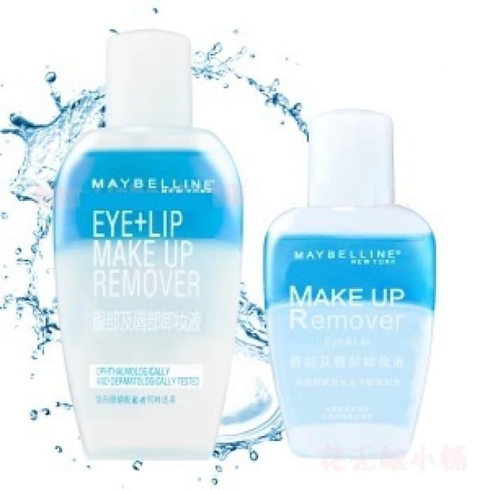 Maybelline Eye Lip Makeup Remover 40ml Shopee Malaysia