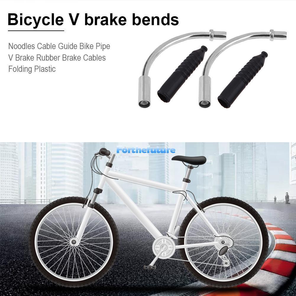 BICYCLE BIKE V-BRAKE NOODLE /& RUBBER BRAKE CABLE BOOT