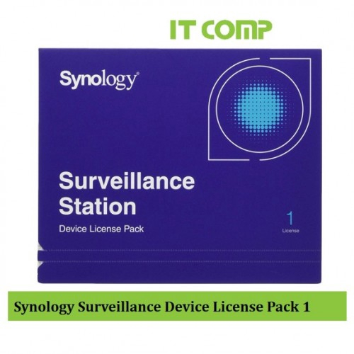 Synology Surveillance Device License Pack 1