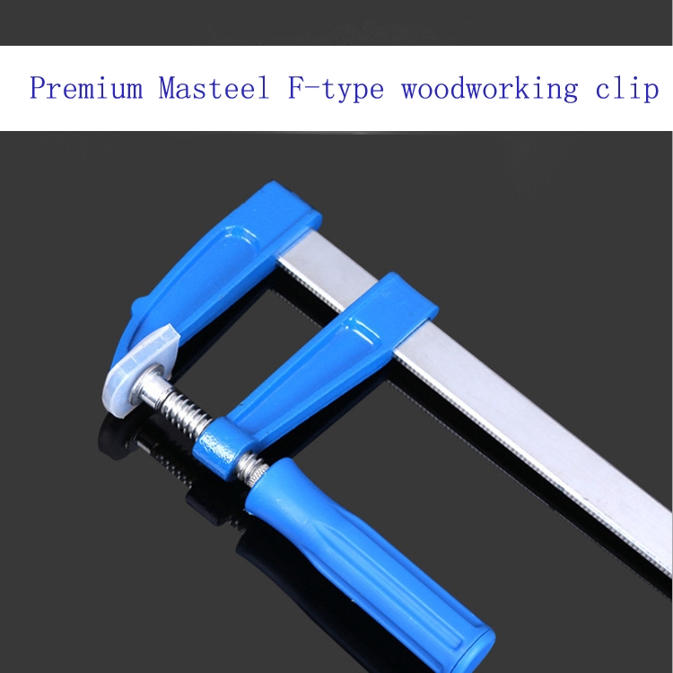 F-Type Woodworking Clamps Heavy-Duty Ma Steel F-Type Woodworking ...