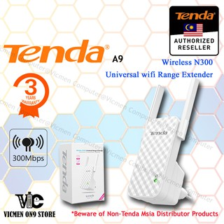 D-LINK 300Mbps Wireless Range Extender WiFi Repeater/Access