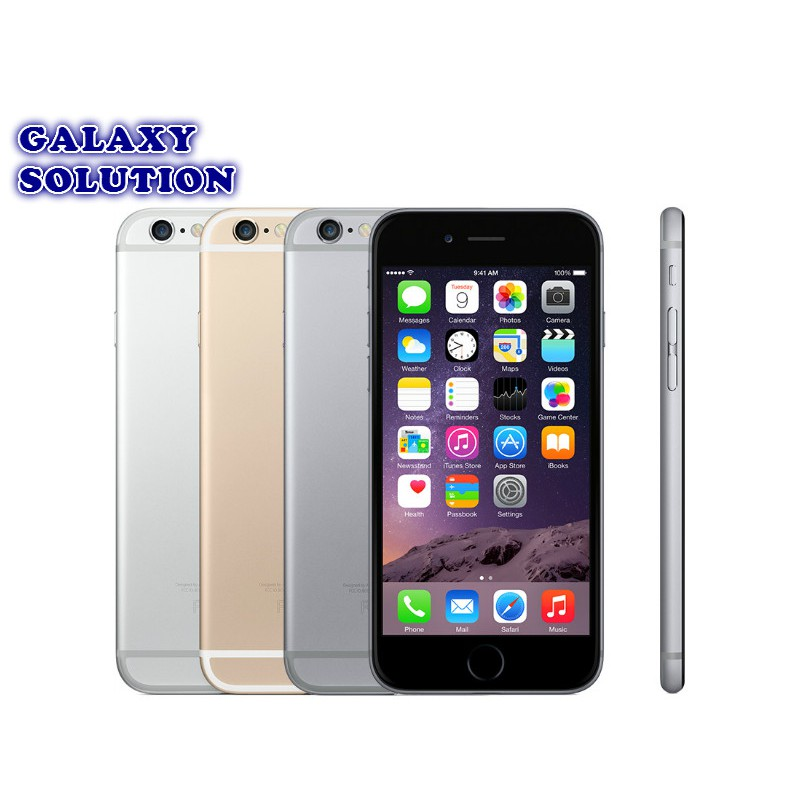 iphone 6 plus warranty apple iphone 6 plus 128gb 64gb 16gb original refurbished 15050