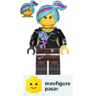 New Minifigur Lucy Wyldstyle tlm115 Neuware Lego The Lego Movie 2 70824