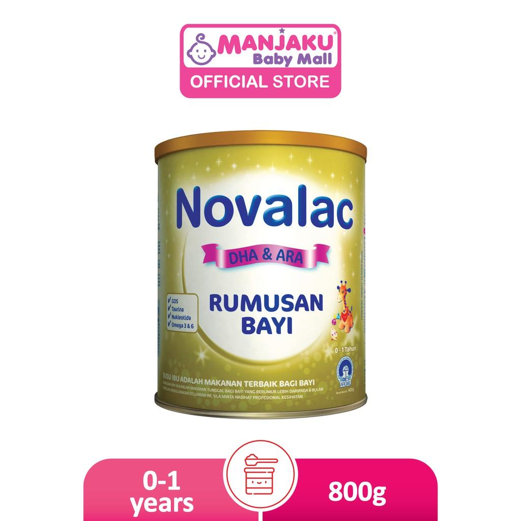 Novalac Gold DHA & ARA Infant Milk Formula (800g)