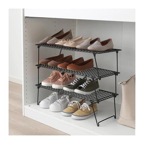 Ready Stock Ikea Grejig Shoe Rack Rak Kasut Ikea Murah 1 Pieces Shopee Malaysia