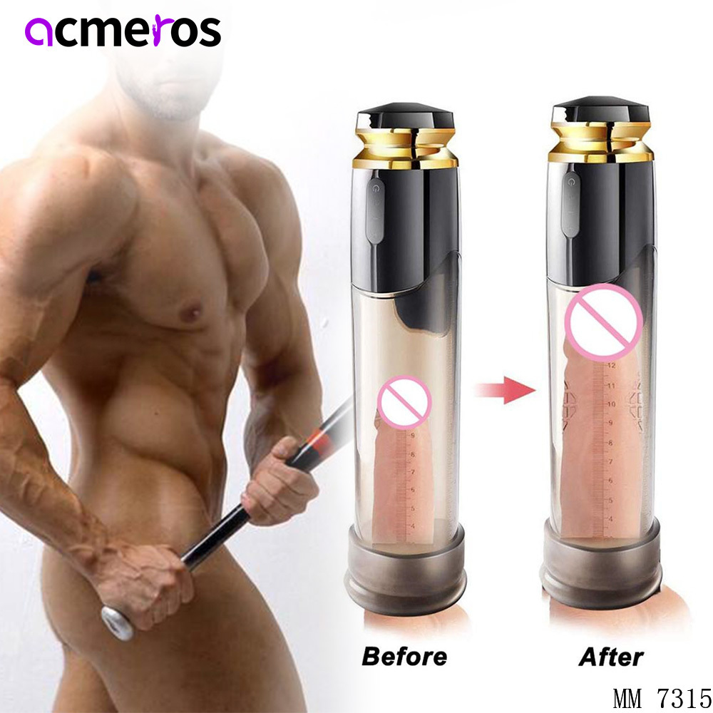 How to pump a penis